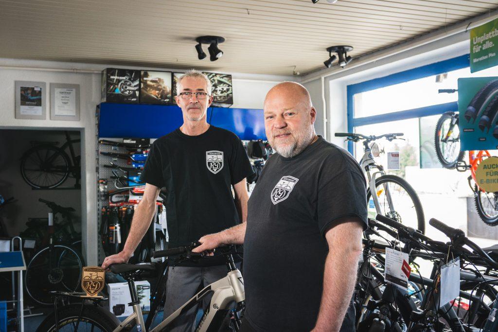 3 Jahre Radschmiede + Neuer Mitarbeiter